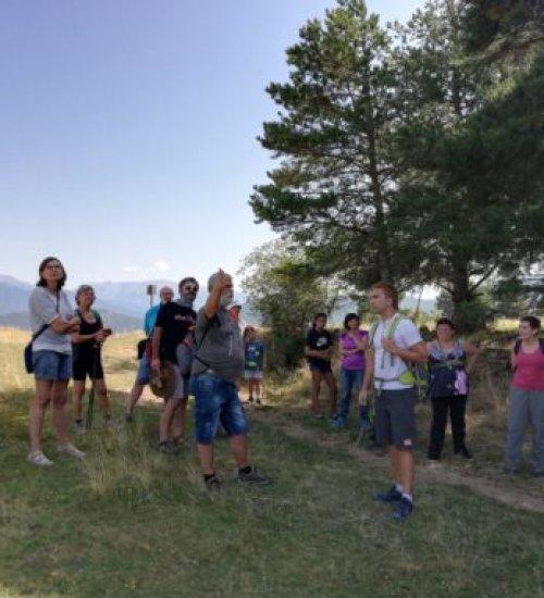 Interpretant el paisatge – la construcció del Pirineu