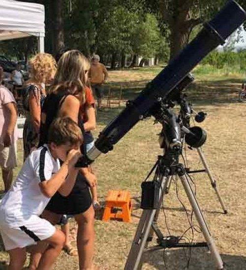 Taller d'energia solar i observació del Sol amb telescopis